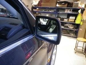 2002 BMW X5 Side Mirror repair